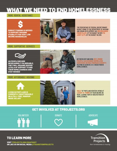 Homelessness Infographic