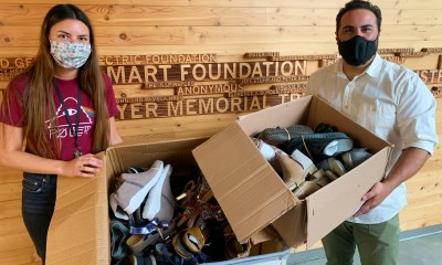 Donation Drive Shoes